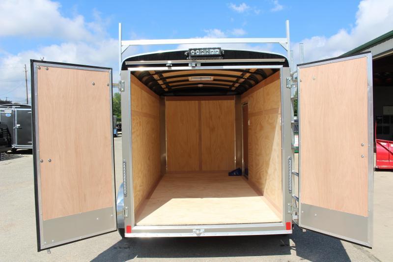 2018 United Trailers U 6x12 Enclosed Cargo Trailer