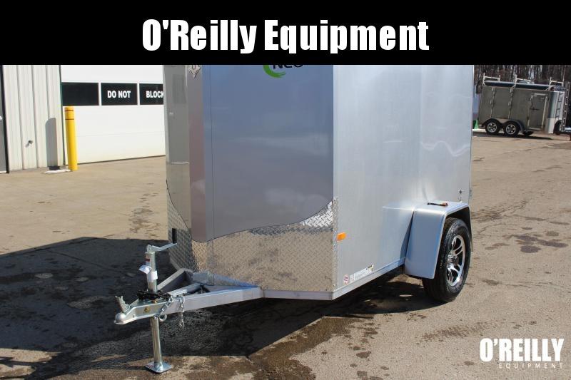 2019 NEO Trailers NAV 5 x 8  Enclosed Cargo Trailer in Ashburn, VA