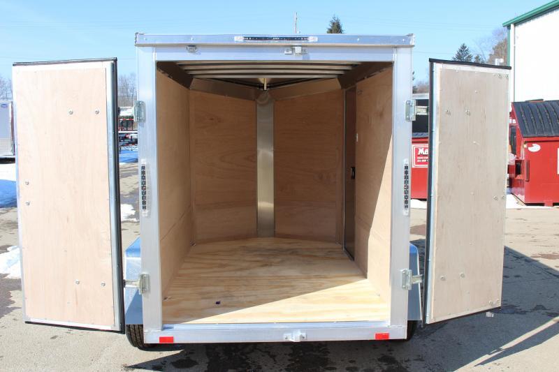 2019 NEO Trailers NAV 5 x 8  Enclosed Cargo Trailer