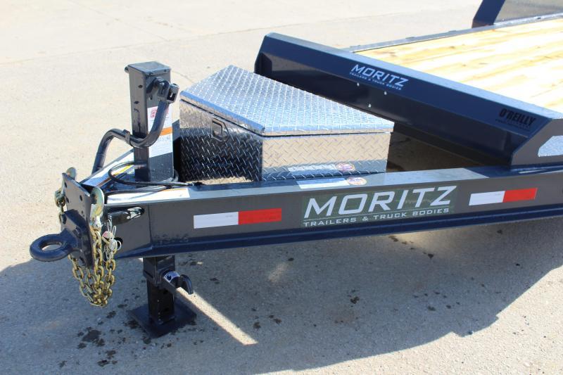 2018 Moritz International ELBH-20 HT 14000 Equipment Trailer