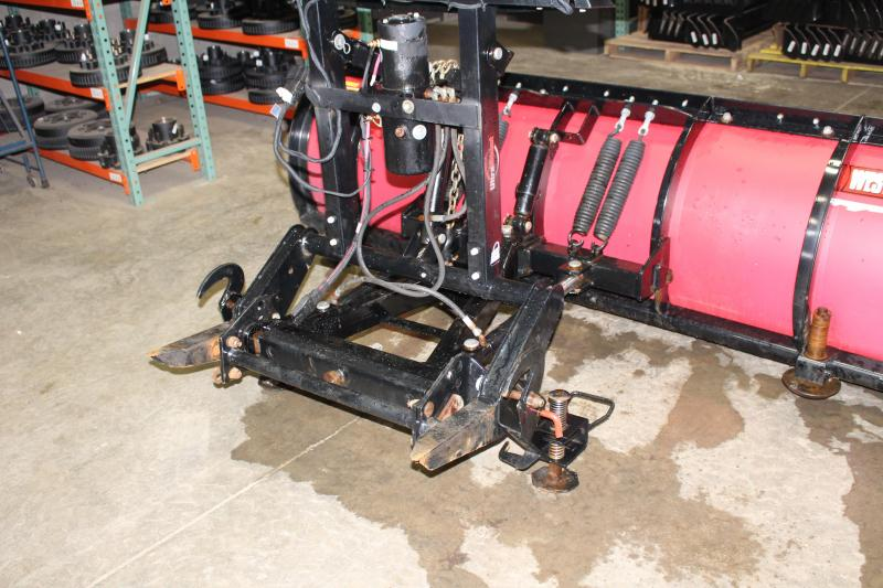 2013 Western 7.5 Poly Pro Plow Truck Plow Used