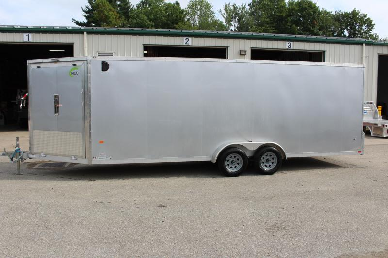 2018 NEO Trailers NAS 7 X 26 Enclosed Cargo Trailer Used