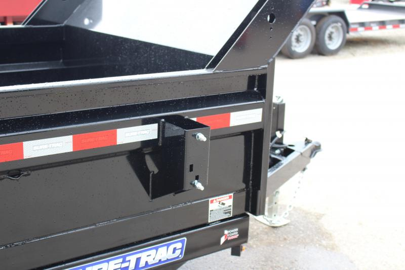 2020 Sure-Trac 6 x 12 Dump Trailer