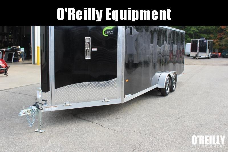 2019 NEO Trailers NAS 7 X 26 Enclosed Cargo Trailer in Ashburn, VA