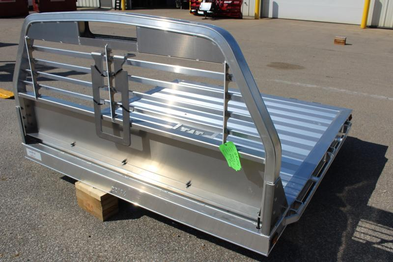 2018 Moritz International TBA7-7 Truck Bed - Flat Bed