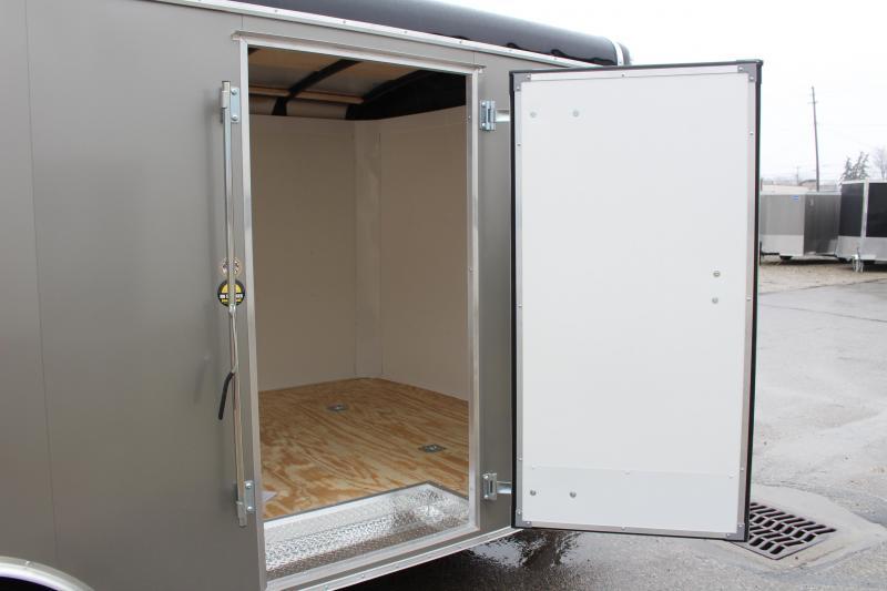 2018 United Trailers ULT 8.5X18 Enclosed Cargo Trailer