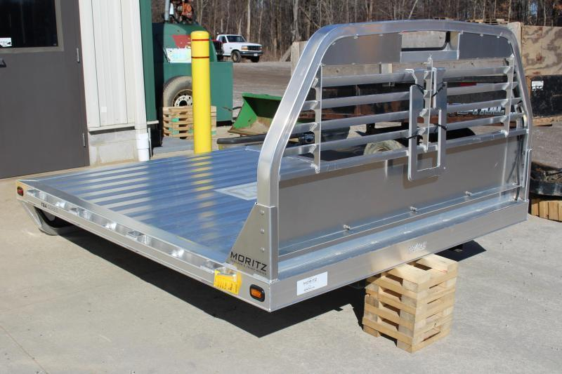 2019 Moritz International TBA7-86 Truck Bed - Flat Bed