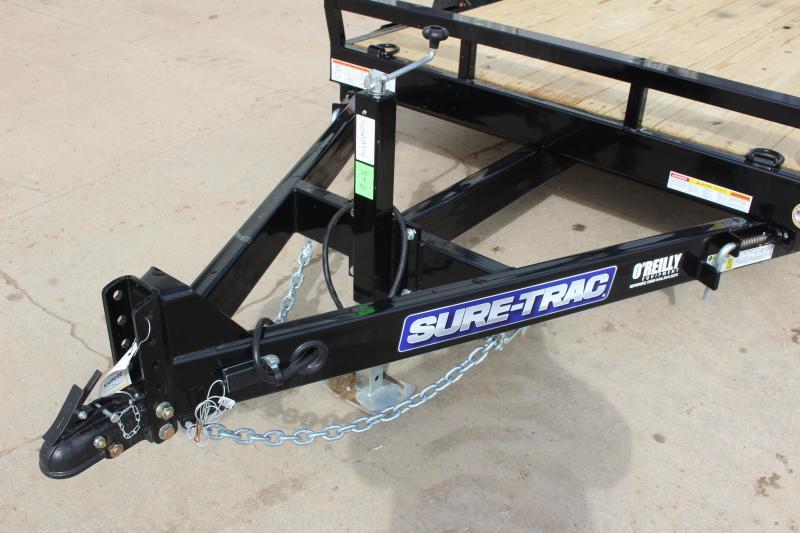 2018 Sure-Trac 5 x 10 TILT Equipment Trailer