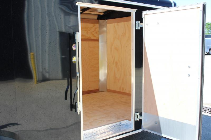 2018 United Trailers 7 x 18 Enclosed Cargo Trailer