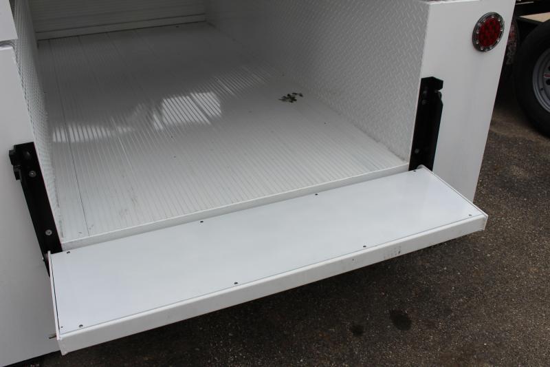 2019 Dura Mag Truck Bodies SB-R-56F-STD-SRW Truck Bed