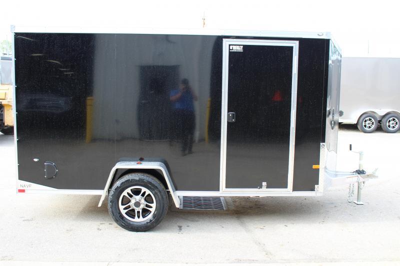 2018 NEO Trailers NAV 6 x 12 Enclosed Cargo Trailer