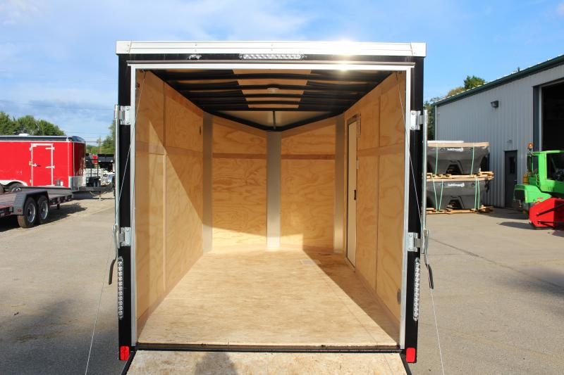 2020 United Trailers XLV 6 x 12 Enclosed Cargo Trailer