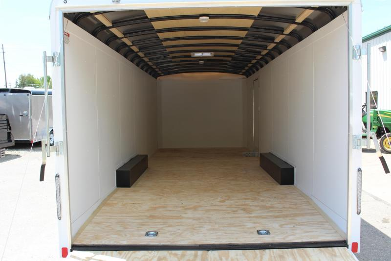 2019 United Trailers ULT 8.5X24 Enclosed Cargo Trailer