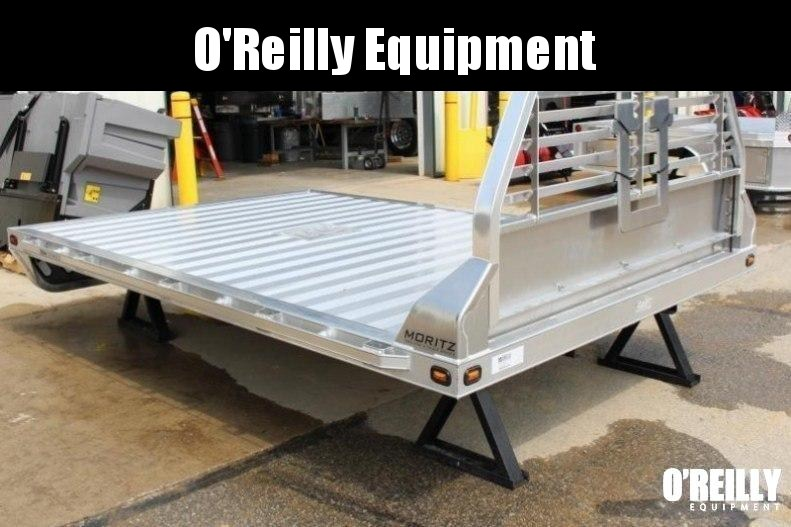 2019 Moritz International TBA8-11.4 Truck Bed - Flat Bed in Ashburn, VA