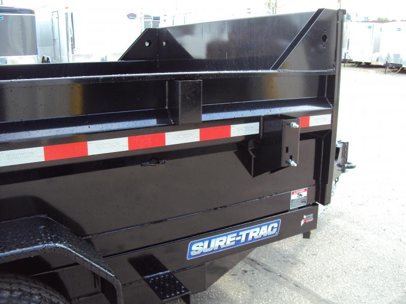 2019 Sure-Trac 7 x 12 Dump Trailer