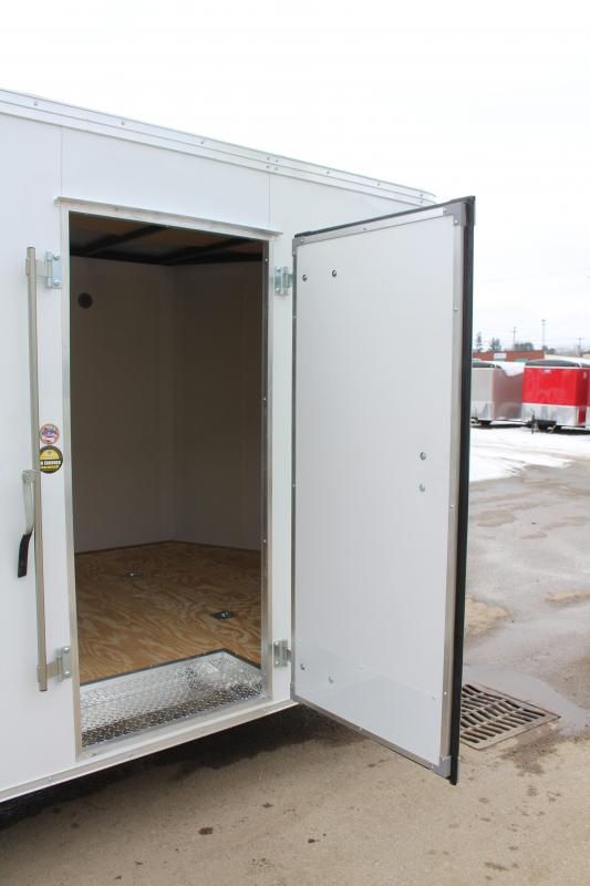 2019 United Trailers XLTV-8.521TA50-s Enclosed Cargo Trailer