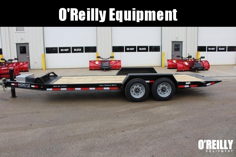 2019 Moritz International ELBH-20 HT 16000 Equipment Trailer in Ashburn, VA