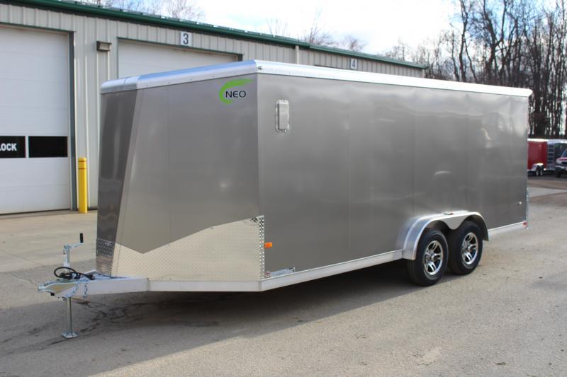 2019 NEO Trailers NHD1875TR6 Enclosed Cargo Trailer in Ashburn, VA