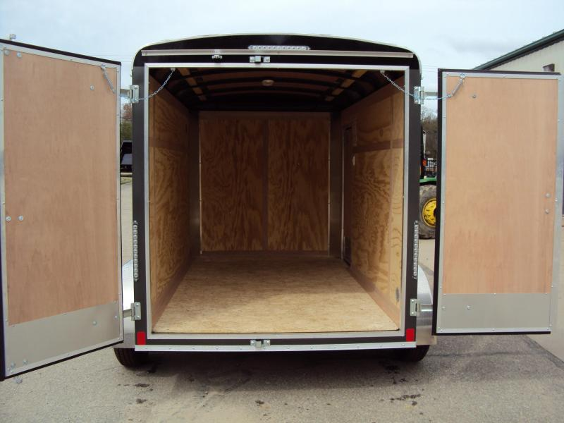 2019 United Trailers 6 x 10' Enclosed Cargo Trailer