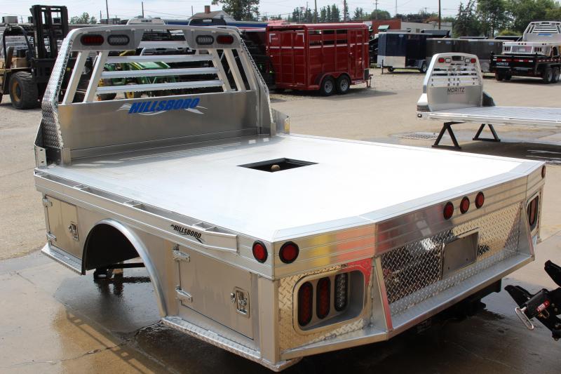 2017 Hillsboro Industries H3500 8 x 9.4 Truck Bed - Service Body