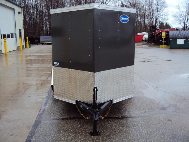 2020 United Trailers XLV 5 x 8 Enclosed Cargo Trailer