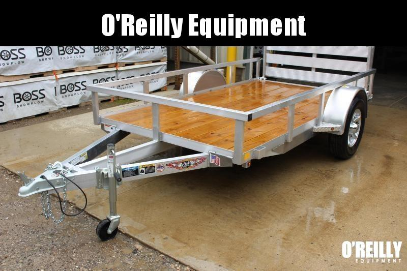 2019 H and H Trailer 5' x 10' Utility Trailer