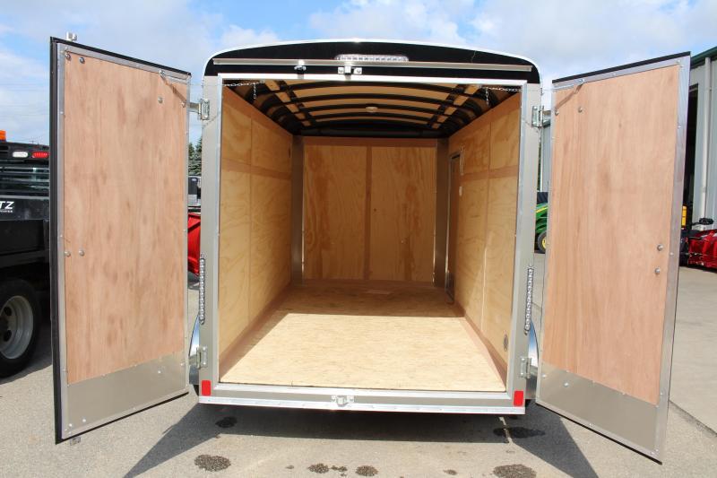2018 United Trailers 6 x 12' Enclosed Cargo Trailer