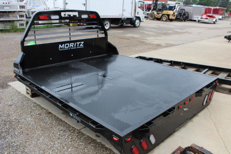 2019 Moritz International TB8-8.5' Truck Bed - Flat Bed