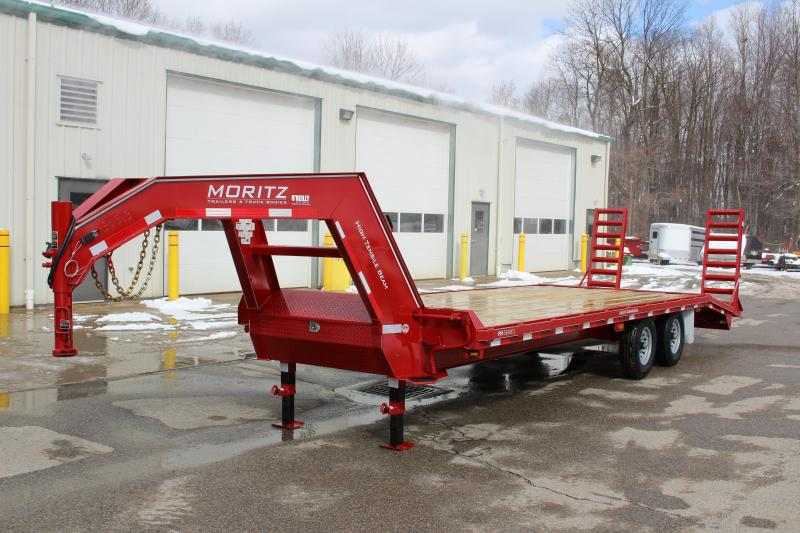 2019 Moritz International FGSH5-20 Flatbed Trailer in Ashburn, VA