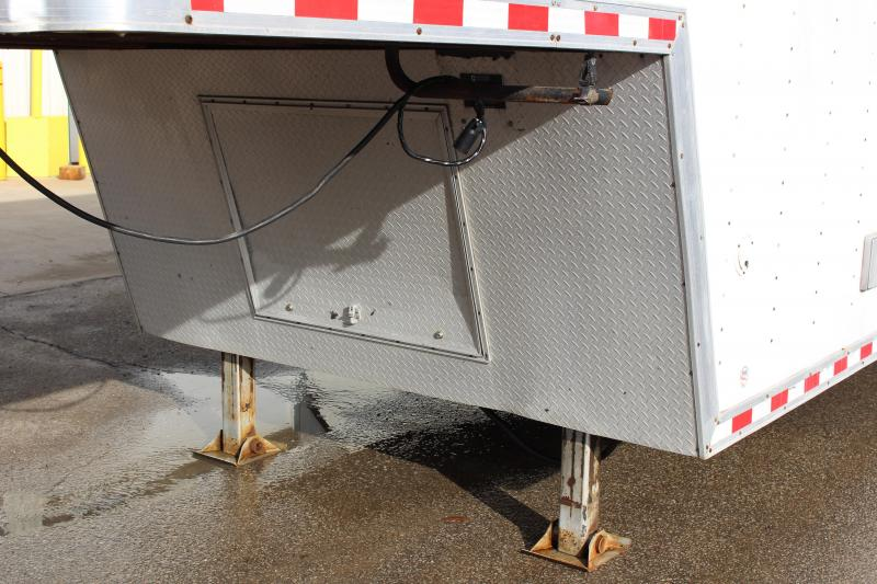 2006 Pace American SCXG 8.5 x 40 Used Enclosed Cargo Trailer