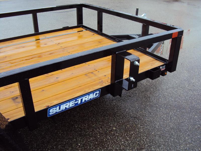 2019 Sure-Trac 5x10 Utility Trailer
