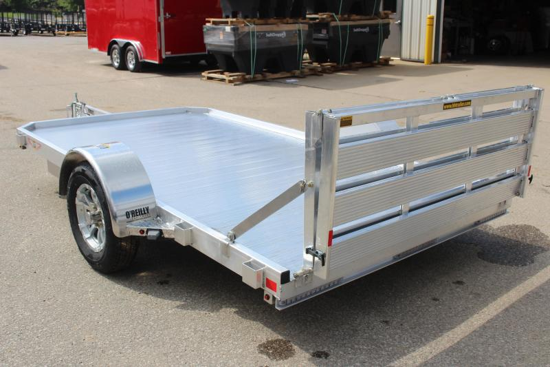 2020 H and H Trailer H7812LSA-030 Utility Trailer