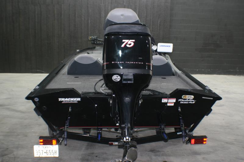 2014 Bass Tracker Pro 175 Fishing Boat/Bass Boat