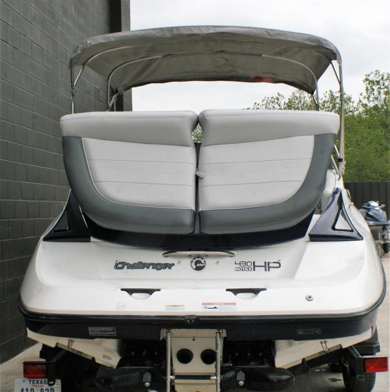2008 Sea Doo 230 Challenger SE Jet Boat