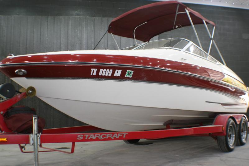 2007 Glastron GX 205  Bowrider
