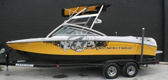 2008 Super Air Nautique Wakeboard / Surf