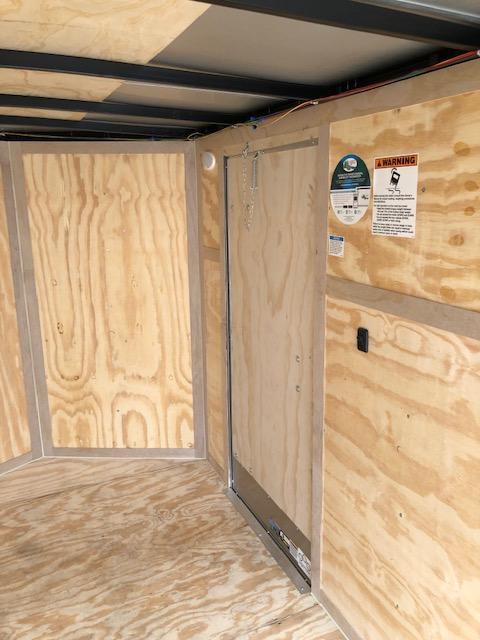 2020 Continental Cargo V-Series 6X10 Single Axle Cargo Trailer  $2800
