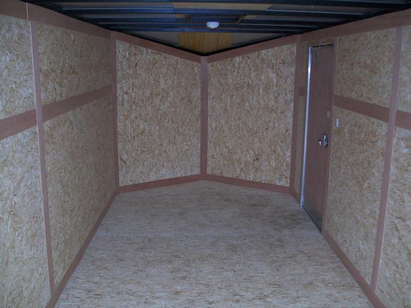 2020 Stealth Mustang 7X12 Single Axle Cargo Trailer $3600