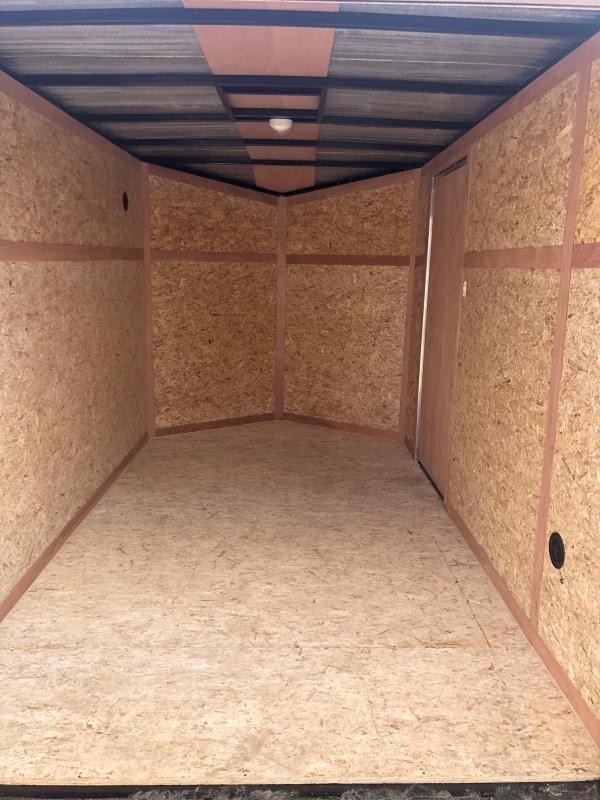 2020 Discovery Rover ET 7X12 Single Axle Cargo Trailer $3350