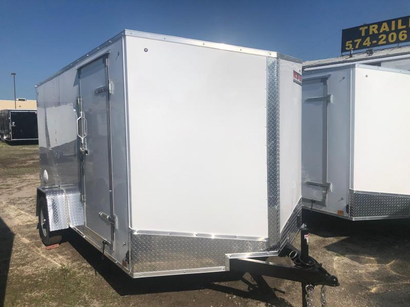 2020 Discovery Rover ET 7X12 Single Axle Cargo Trailer $3350