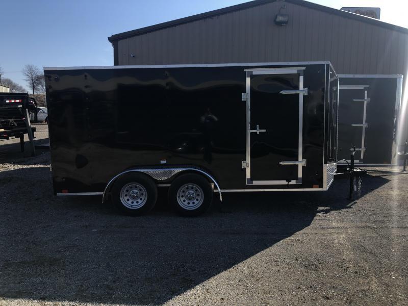 2020 Discovery Rover ET 7X14 7K GVWR Cargo Trailer  $4100