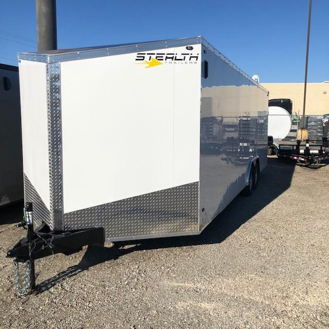 2020 Stealth Titan 8.5X24 7K GVWR Enclosed Car Trailer $6550