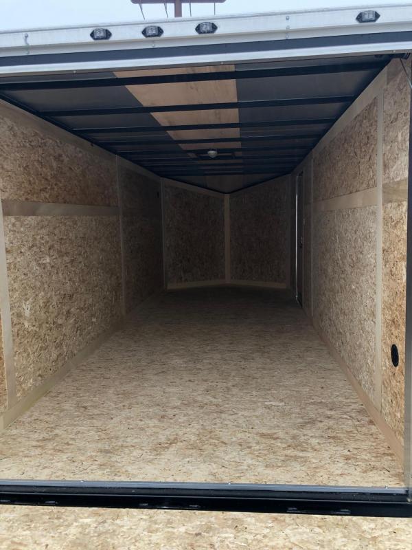 2020 Discovery Rover ET 7X16 7K GVWR Enclosed Cargo Trailer