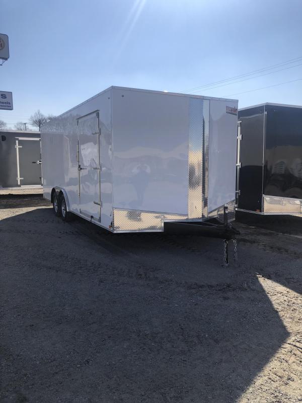 2020 Discovery Challenger ET 8.5X24 10K GVWR Enclosed Car Trailer $6475