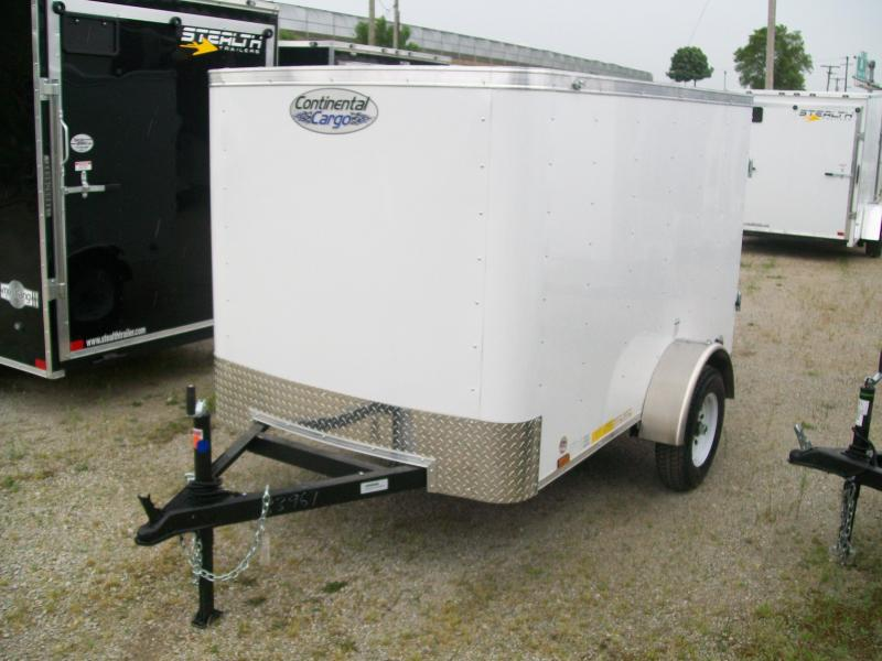 2020 Continental Cargo RS Series 5X8 Cargo Trailer $1795