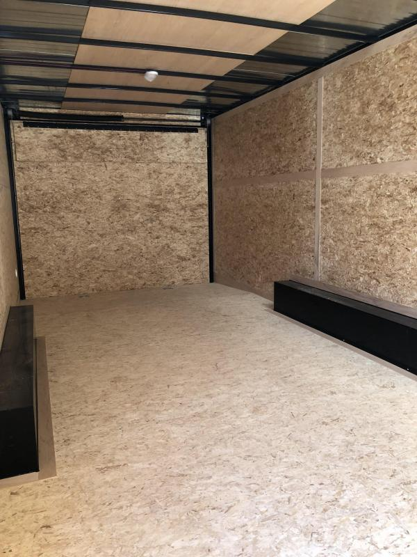 2020 Discovery Challenger ET 8.5X24 10K GVWR Enclosed Cargo Trailer $6475