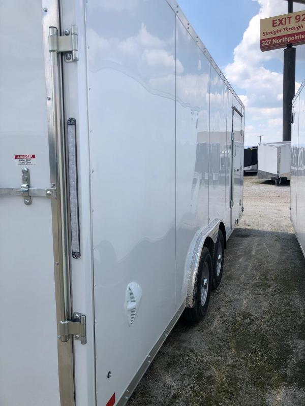 2020 Discovery Challenger SE 8.5X20 10K GVWR Enclosed Car Trailer $6975