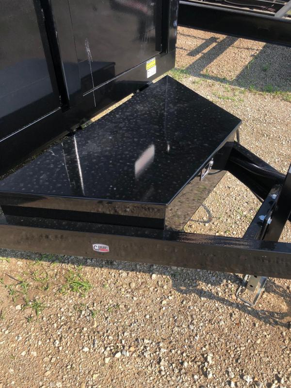"""2020 Quality Steel CJ  83""""X12 12K GVWR Dump Trailer $6150"""