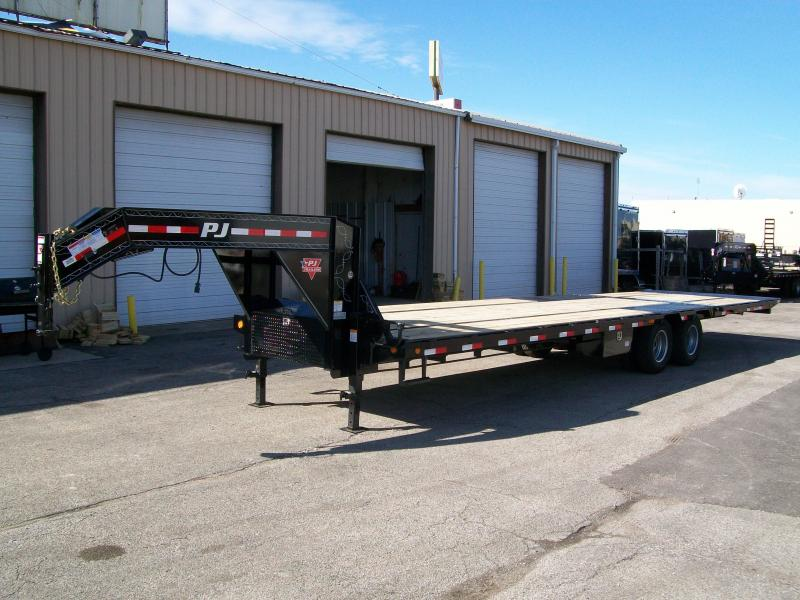 "2019 PJ LY 102""X34' 25K GVWR Flatbed Trailer $13750"