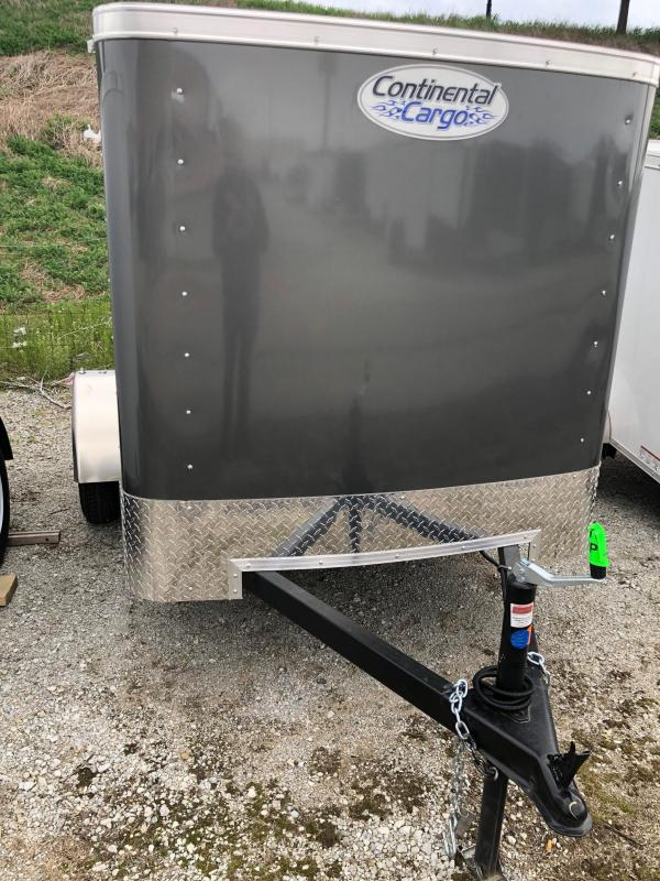 2019 Continental Cargo RS Series 5X8 Cargo Trailer $1850